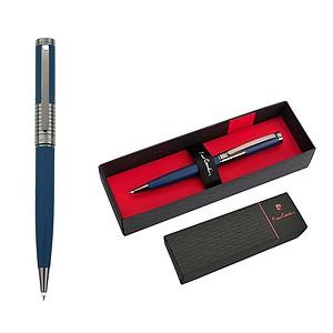 PIERRE CARDIN EVOLUTION kuličkové pero modré - reklamní zápisník