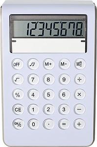 Plastová kalkulačka, osmimístná