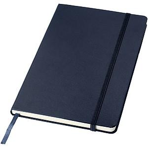 KALON Zápisník A5 se záložkou, 80 stran, námořní modrá