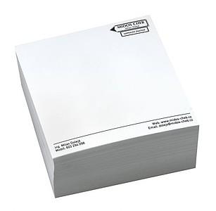 Papírové kostky