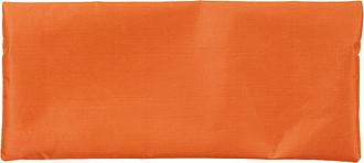 Pouzdro na psací potřeby z polyesteru, oranžové