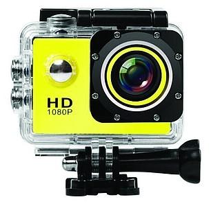 WOLK Černá mini sportovní HD kamera ve vodotěsném pouzdře do 30m