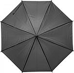 PEBAN Klasický automatický deštník, pr. 100cm, černý
