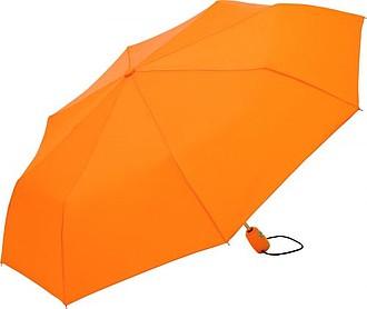 GAUGAIN Skládací deštník AOC mini umbrella, oranžová - pláštěnky