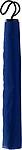 REPOST Skládací deštník v nylonovém pouzdře, průměr 90 cm, modrý - reklamní deštníky
