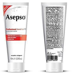 Dezinfekční gel Asepso 100 ml, 70%