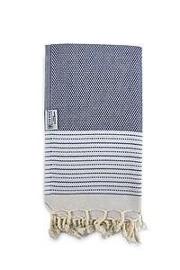 Exkluzivní hamam osuška 90x170 cm, světle modrá