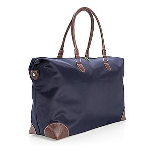Víkendová cestovní taška, námořní modrá