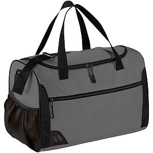 """Cestovní taška 17"""", šedá"""