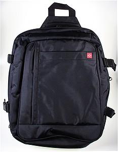 HORDOR batoh na laptop, černá