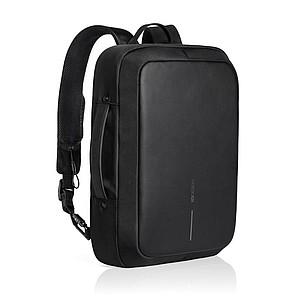 Bobby Bizz batoh a kufřík sochranou proti krádeži, černá