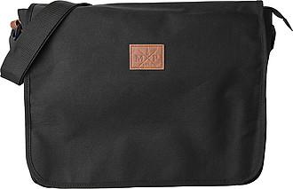 TANAMBA Taška přes rameno z 600D polyesteru, černá