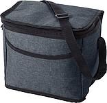 ZIGY Chladící taška na 6 plechovek, černá