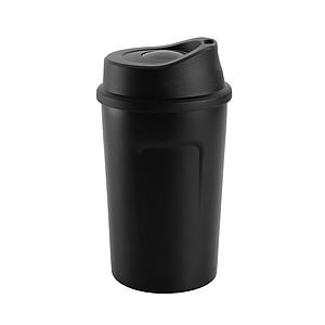SCHWARZWOLF LIARD termohrnek 360 ml - černý