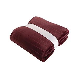 VS MANGAIA deka vínová, 130 × 180 cm bez krabice reklamní zapalovač