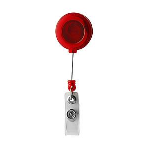BATU Držáček na ski pas, červený