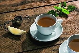 VS TRIPURA sada 6 šálků a podšálků na čaj