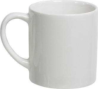 Keramický hrnek, 170 ml, bílý