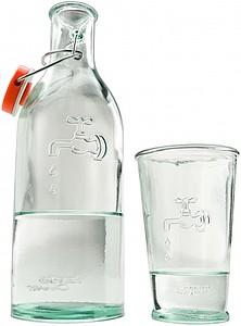 Karafa na vodu a sklenička zn. Jamie Oliver