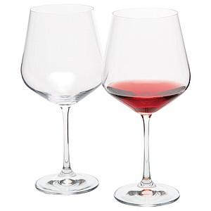 VS WANAKA 2 Sada 2ks sklenic na červené víno, 570 ml