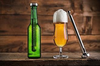 VS BEERBARA SHORT - chladič na pivo malý, 21,5 cm