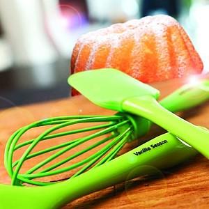 VS HAKONE silikonový set na pečení, zelený