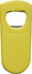 PEKINÉZ Plastový otvírák, zátka, žlutá