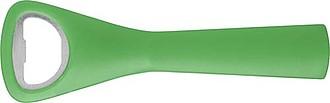 GRENAN Plastový otvírák, zelený - reklamní hrnky