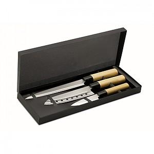 BALTA Sada 3 kuchyňských nožů v krabičce