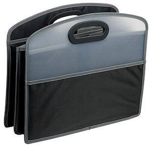 STILIN Skládací XXL taška ze stabilního materiálu, černá
