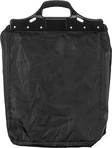 RADOVCE Nákupní taška do nákupního vozíku, černá