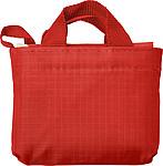 KAWANA Skládací nákupní taška, červená