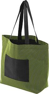 VARADERO Nákupní taška z netkané textilie, zelená