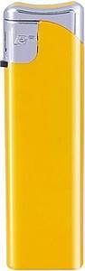 VLADO Zapalovač piezo, žlutý
