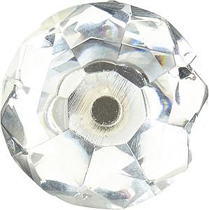 DIAMOND Ozdobná zátka na víno, tvar diamantu
