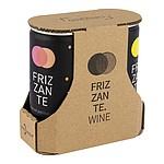 FRIZZANTE sada dvou jemně perlivých vín v plechovce