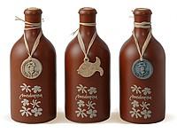 IZMIRA Vánoční medovina v keramické láhvi 0,5l