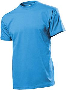 Tričko STEDMAN COMFORT MEN barva světle modrá M