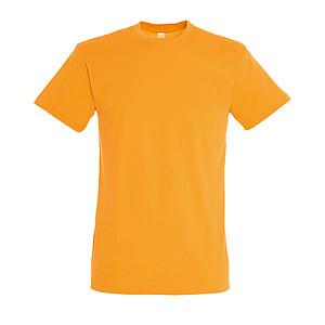 Tričko SOL´S REGENT, světle oranžová, M - reklamní trička
