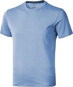 Tričko ELEVATE NANAIMO T-SHIRT světle modrá XL - reklamní bundy