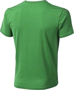 Tričko ELEVATE NANAIMO T-SHIRT středně zelená XXL