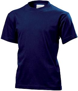 Tričko STEDMAN CLASSIC JUNIOR barva tmavě modrá XL
