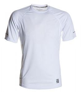 Funkční tričko PAYPER RUNNING bílá L - reklamní trička
