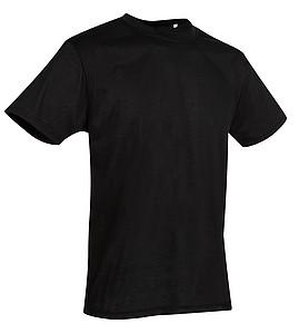 Tričko STEDMAN ACTIVE COTTON TOUCH MEN černá M - reklamní bundy