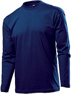 Tričko STEDMAN CLASSIC LONG SLEEVE MEN námořní modrá M