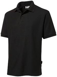 Polokošile SLAZENGER DEUCE POLO černá XL - reklamní bundy