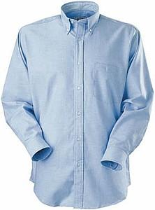 Košile US ASPEN CASUAL SHIRT LONG SLEEVE světle modrá M