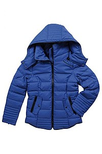 Bunda STEDMAN ACTIVE URBAN PADDED JACKET modrá S
