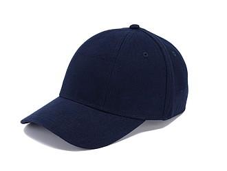 CHRIS Čepice s kšiltem, námořní modrá - reklamní čepice