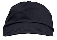 ŽOKEJ Pětipanelová bavlněná čepice, černá - reklamní čepice